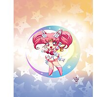 Chibi Sailor Chibi Moon Photographic Print