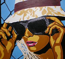 girl with sunnies by michael1979