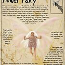 Practical Visitor's Guide to the Labyrinth - Flower Fairy by Art-by-Aelia