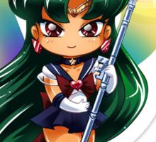 Chibi Super Sailor Pluto Sticker