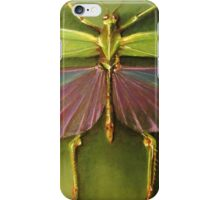 Grasshopper iPhone Case/Skin