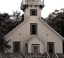 Lighthouse by Jennifer  Causley
