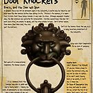 Practical Visitor's Guide to the Labyrinth - Door Knockers 1 by Art-by-Aelia