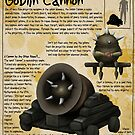 Practical Visitor's Guide to the Labyrinth - Goblin Cannon by Art-by-Aelia