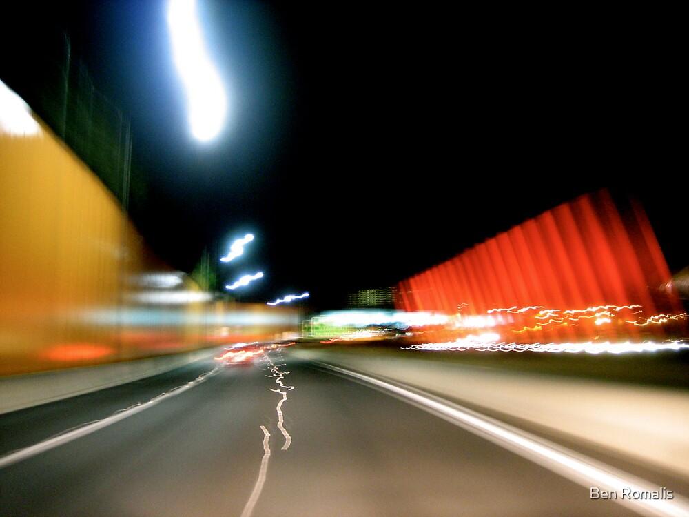 Fast Lane by Ben Romalis