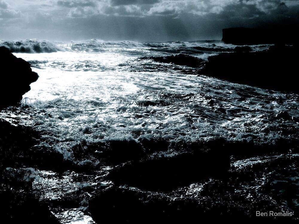 Dark Seas by Ben Romalis