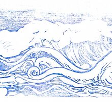 Cloaking Octopus by Brendan Coyle