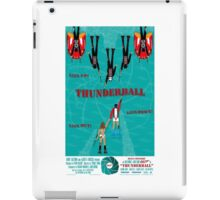 Thunderball iPad Case/Skin
