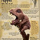 Practical Visitor's Guide to the Labyrinth - Nipper by Art-by-Aelia