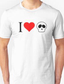 I Heart Skulls T-Shirt