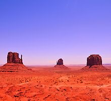 Monument Valley 4 by mouchette111