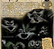 Practical Visitor's Guide to the Labyrinth - Helping Hands by Art-by-Aelia