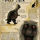 Practical Visitor's Guide to the Labyrinth - Tendril Jack by Art-by-Aelia