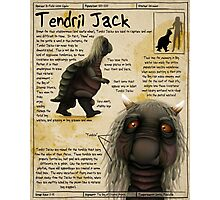 Practical Visitor's Guide to the Labyrinth - Tendril Jack Photographic Print