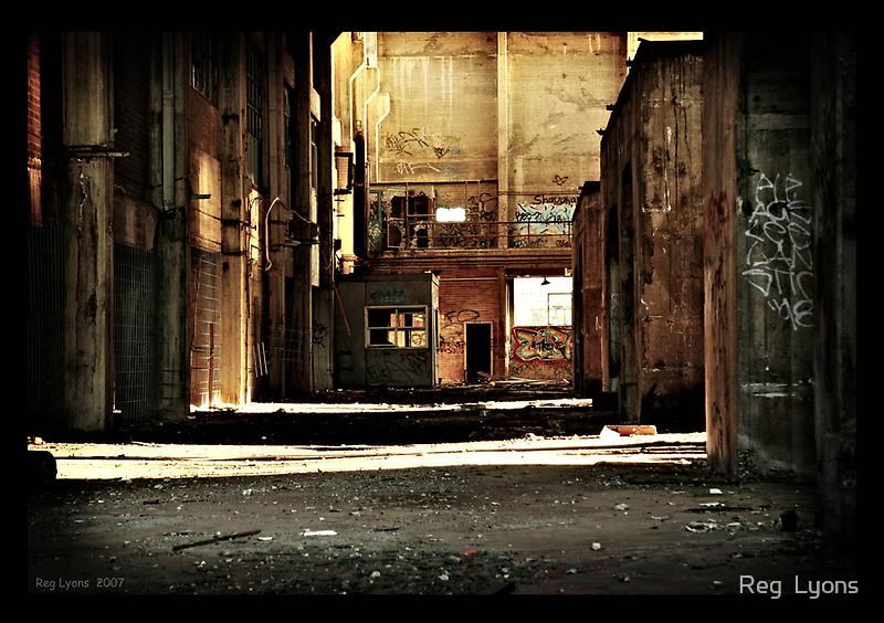 Scene from Halflife by Reg  Lyons