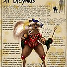 Practical Visitor's Guide to the Labyrinth - Sir Didymus by Art-by-Aelia