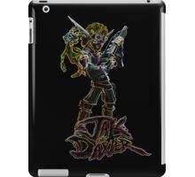 Jak and Daxter Glow Design iPad Case/Skin