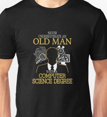 Computer Science Degree Unisex T-Shirt
