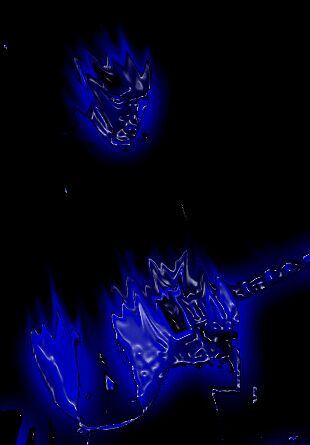 Bluestrum by Grant Downie