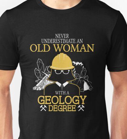Geology Degree Unisex T-Shirt