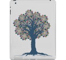 flower tree iPad Case/Skin