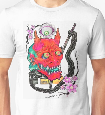 KEEPIN EM ON LOCK - PINK Unisex T-Shirt