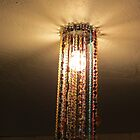 When You Dont Have LampShades..but you do have beads! by trueblvr