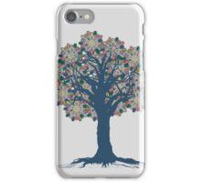 flower tree iPhone Case/Skin