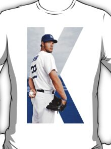 "Beink ""K is for Kershaw""  T-Shirt"