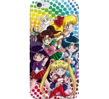 Sailor moon - Chibi Candy Edit. (White) iPhone Case/Skin