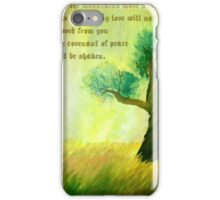 Words of Isaiah iPhone Case/Skin
