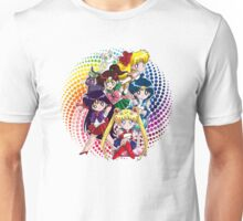 Sailor moon - Chibi Candy Edit. (White) Unisex T-Shirt