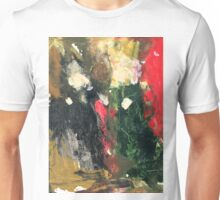 Giovanni Arnolfini and His Bride Unisex T-Shirt