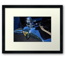 Stutz RA Ornament Framed Print