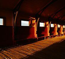 Queenscliff Pier Charm by Joe Mortelliti