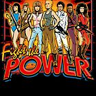 SuperWomen of the 80s - Fight The Power! by Captain RibMan