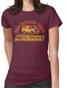 Conversions Vans Womens Fitted T-Shirt
