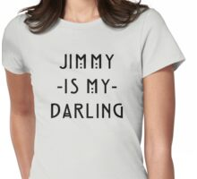 Jimmy -Is My- Darling Womens Fitted T-Shirt