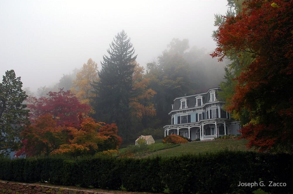 Grandview on Hudson by Joseph G.  Zacco