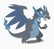 Charizard Mega Evolution - Pokemon X Kids Clothes