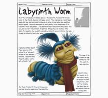 Practical Visitor's Guide to the Labyrinth - The Worm Kids Clothes