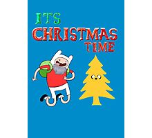 It's Christmas Time! Photographic Print