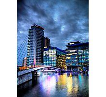 BBC Bridge Photographic Print