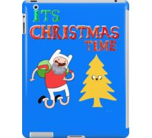 It's Christmas Time! iPad Case/Skin