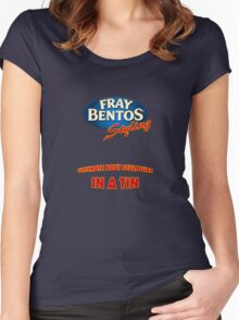 Fray Bentos Styling - Body Sculpture Women's Fitted Scoop T-Shirt