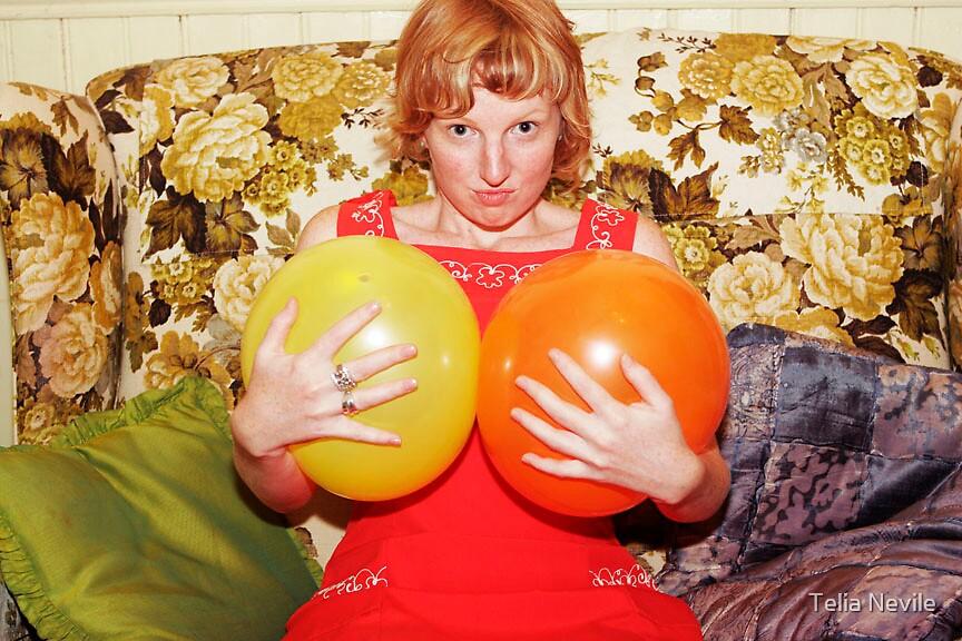 Look Ma, I've got Boobs by Telia Nevile