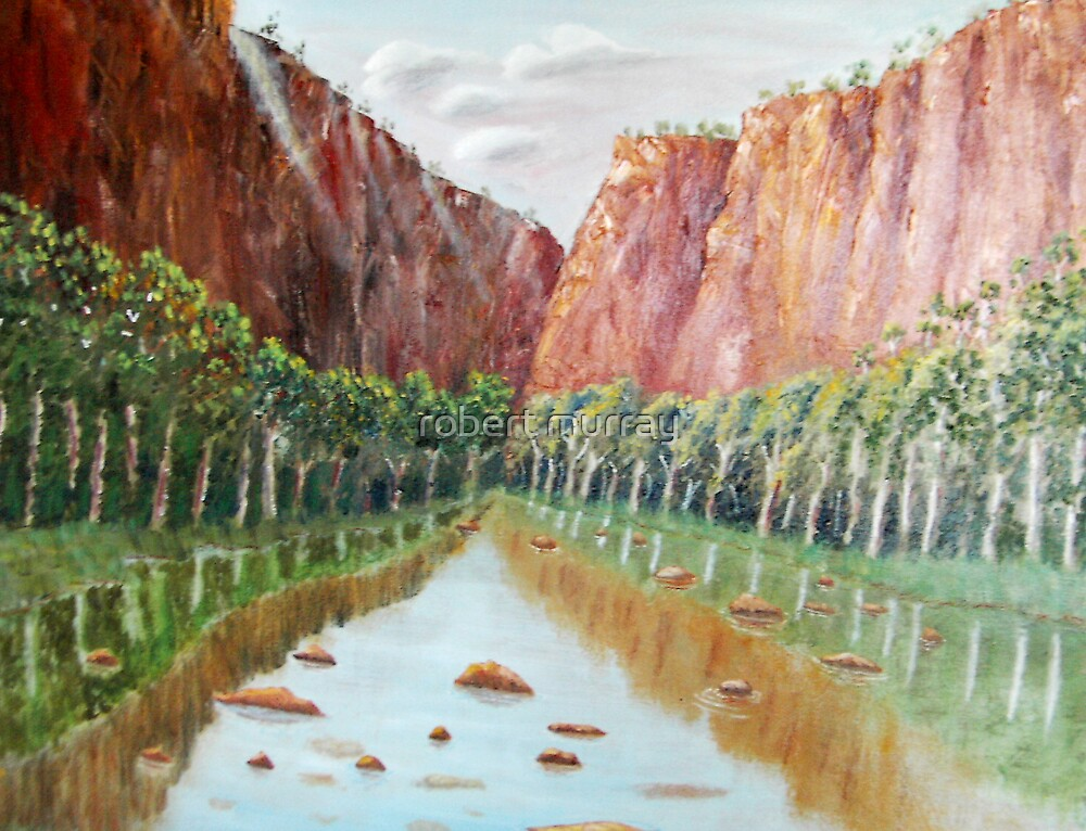 The Gorge by robert murray
