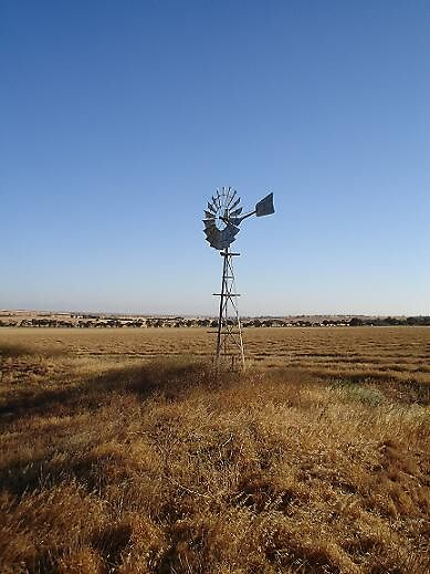 lonely little windmill by elizabethrose05