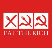 Eat The Rich by Hoboway
