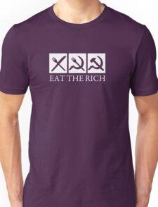 Eat The Rich Unisex T-Shirt